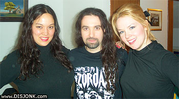 Anna Biller, Syl Disjonk and Bridget Brno